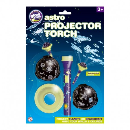 ASTRO PROYECTOR TORCH
