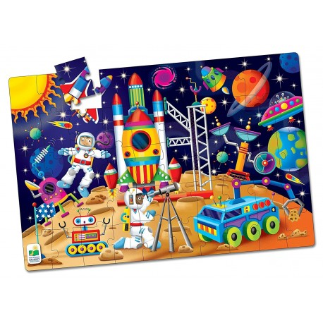 PUZZLE OUT IN SPACE
