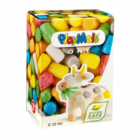 PLAYMAIS ONE COW 70 PIEZAS