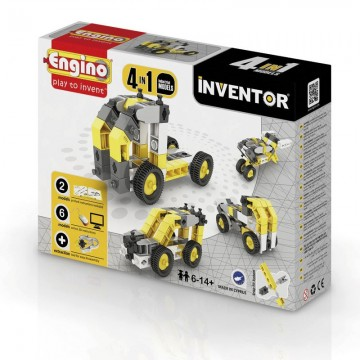 CONSTRUCCION INVENTOR INDUSTRIAL 4 IN 1