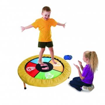 MINI DANCING TRAMPOLINE