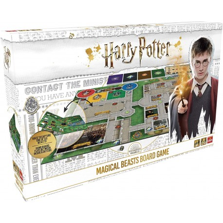 MAGICAL BEASTS BOARD HARRY POTTER - Goliath