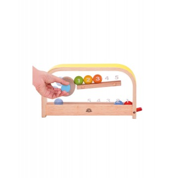 COUNTING BALL - Andreu Toys