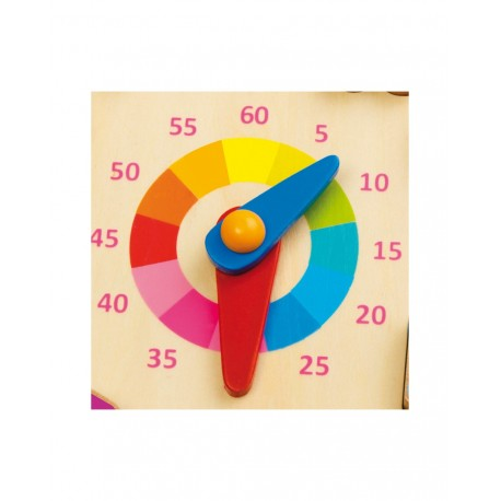 DAILY ACTIONS CLOCK - Andreu Toys