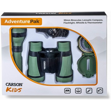 ADVENTURE PAK PRISMATICOS - Carson Kids