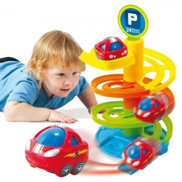 MI PRIMER PARKING DE COCHES - Playgo