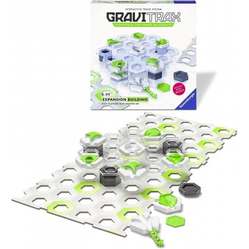 GRAVITRAX EXPANSION BUILDING - Ravensburger