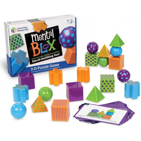 MENTAL BLOX - learning Resources LER9280
