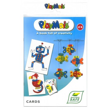 PLAYMAIS LIBRO CARDS