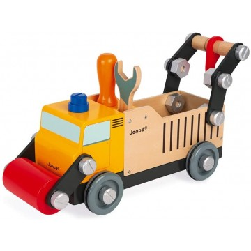 BRICO KIDS CAMION DE CONSTRUCCION - J06470