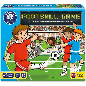 FOOTBALL GAME JUEGO DE ESCALERA XOT-087 - Orchard