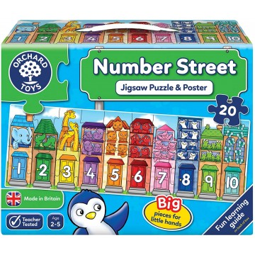 NUMBER STREET XOT-231 - Orchard