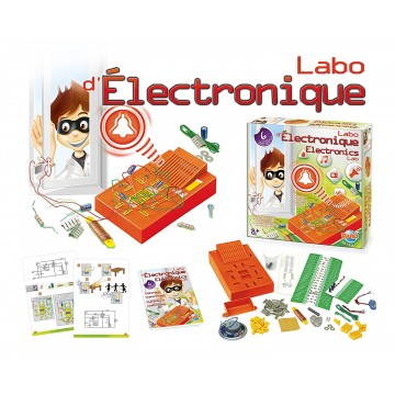 LABORATORIO DE ELECTRONICA