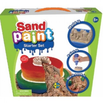 SAND PAINT STARTER SET-Wafa Fun
