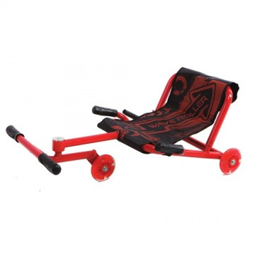 WAVE ROLLER COLOR ROJO - Patinete con silla