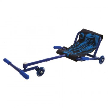 WAVE ROLLER COLOR AZUL - Patinete con silla