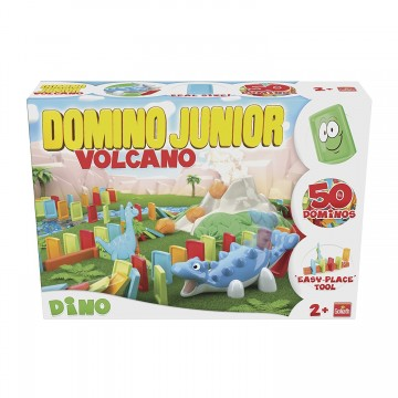 DOMINO JUNIOR DINO VOLCAN - Goliath