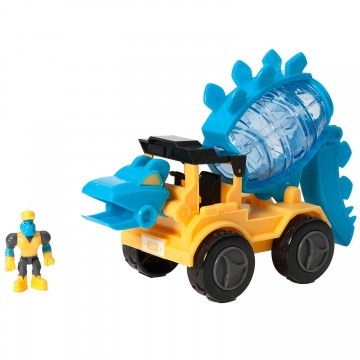 CAMION HORMIGONERA DINO STEGOSAURUS - Learning Resources