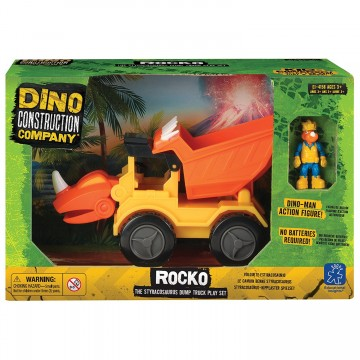 CAMION HORMIGONERA DINO STYRACOSAURUS - Learning Resources