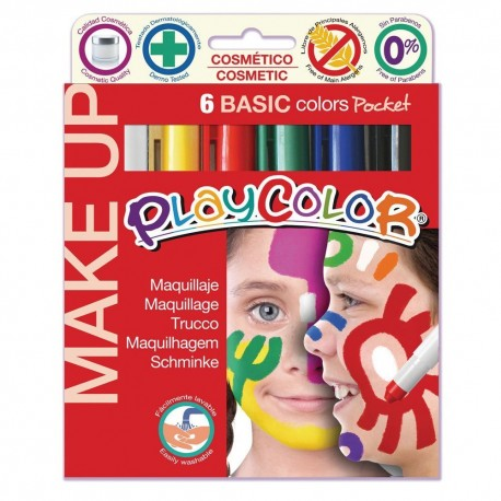 MAQUILLAJE PLAY COLOR