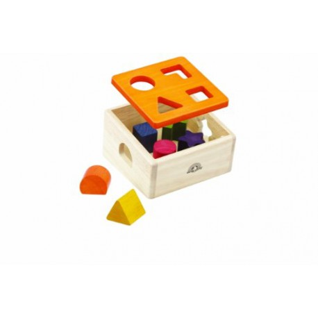 NATURAL SHAPE SORTER ENCAJES