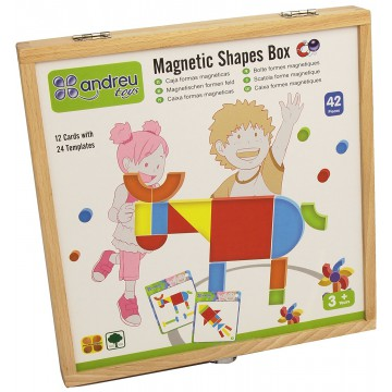 MAGNETIC SHAPES BOX
