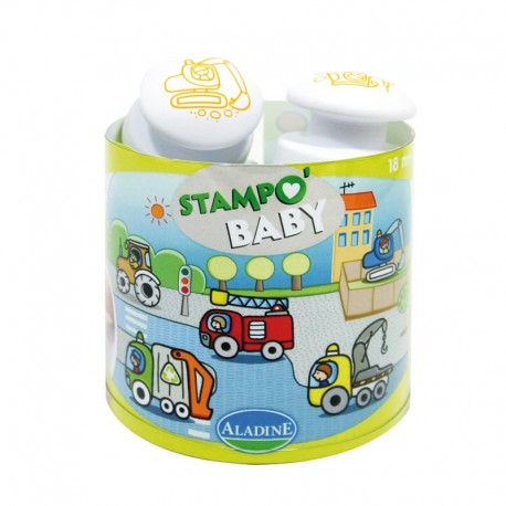 BABY STAMP VEHICULOS