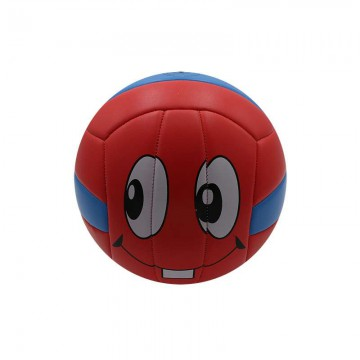 BALON VOLEY PLAYA ROX R- FACE ROJO