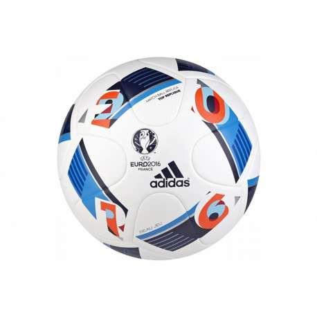 balon futbol 11 adidas euro 16 top glider blanco a688b5b547908