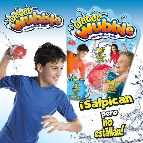 WATER WUBBLE