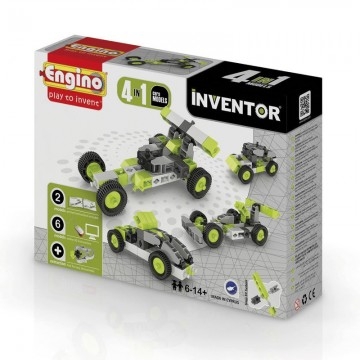 CONSTRUCCION INVENTOR CAR 4 IN 1