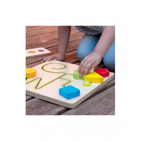 SHAPE SLIDING GAME