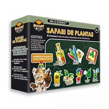 SAFARI PLANTAS EIN-O SCIENCE