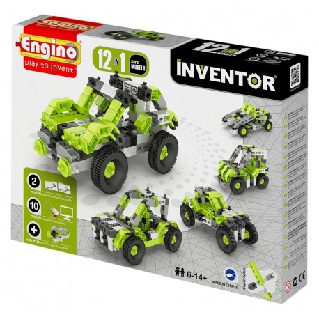 CONSTRUCCION INVENTOR CAR 12 EN 1