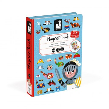 MAGNETI'BOOK DISFRACES CHICOS - Janod