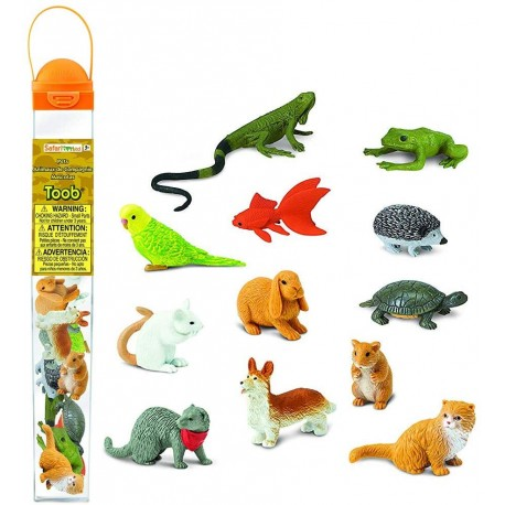 SET DE FIGURAS COLECCIONABLES - Safari ltd