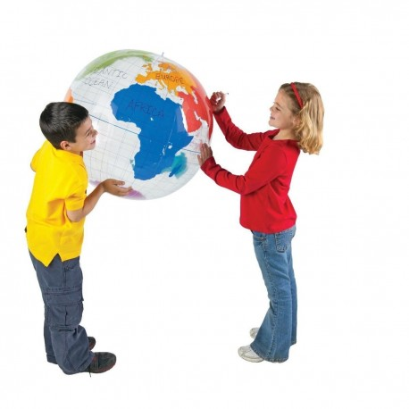 GLOBO HINCHABLE LEARNING
