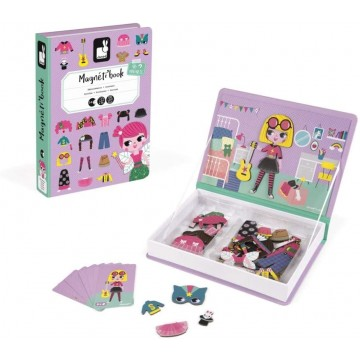 MAGNETI'BOOK DISFRACES CHICAS - Janod
