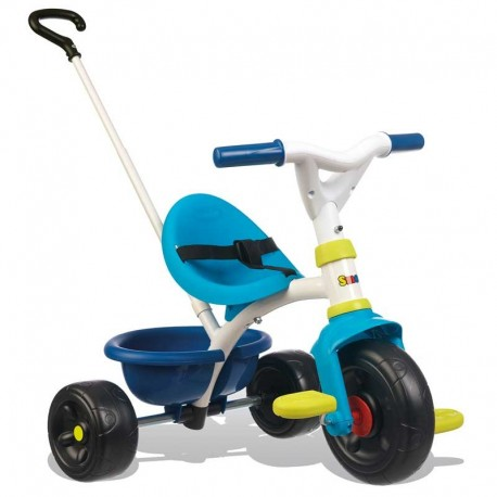 TRICYCLE BE FUN AZUL - Smoby