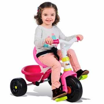 TRICYCLE BE FUN ROSA - Smoby