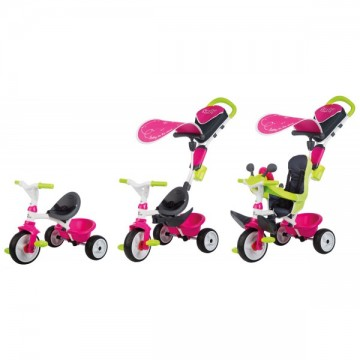 BABY DRIVER CONFORT SPORT  ROSA- Smoby