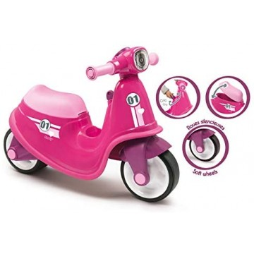 SCOOTER ROSA - Smoby