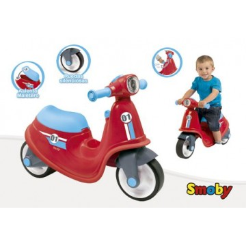 SCOOTER ROJO - Smoby