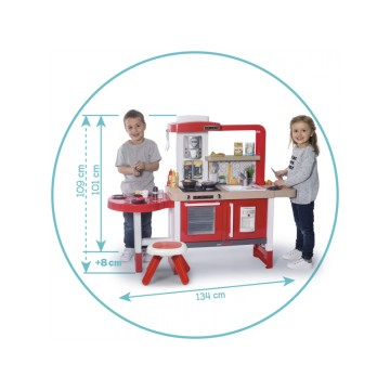 COCINA EVOLUTIVA GRAND CHEF - Smoby