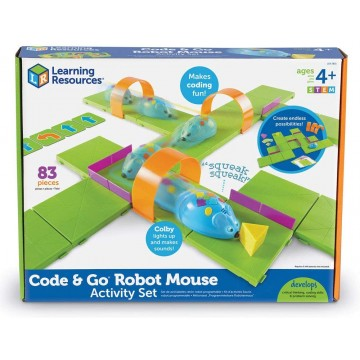 STEM ROBOT MOUSE ACTIVIY SET - Learning Resouces