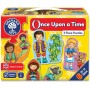ONCE UPON A TIME 6 PUZZLES 3 PZAS - Orchard Toys