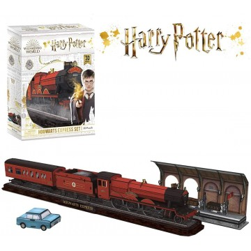 EXPRESO DE HOGWARTS HARRY POTTER - World Brands